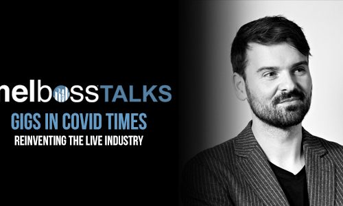 Melboss Talk with Marcus Fitzgerald CEO of Gigmit