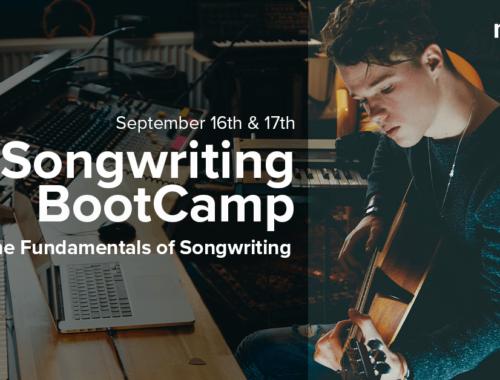 Melboss Songwriting Bootcamp