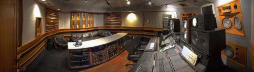 EastSide Sound control room 1