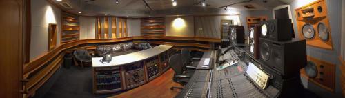 EastSide Sound control room 1